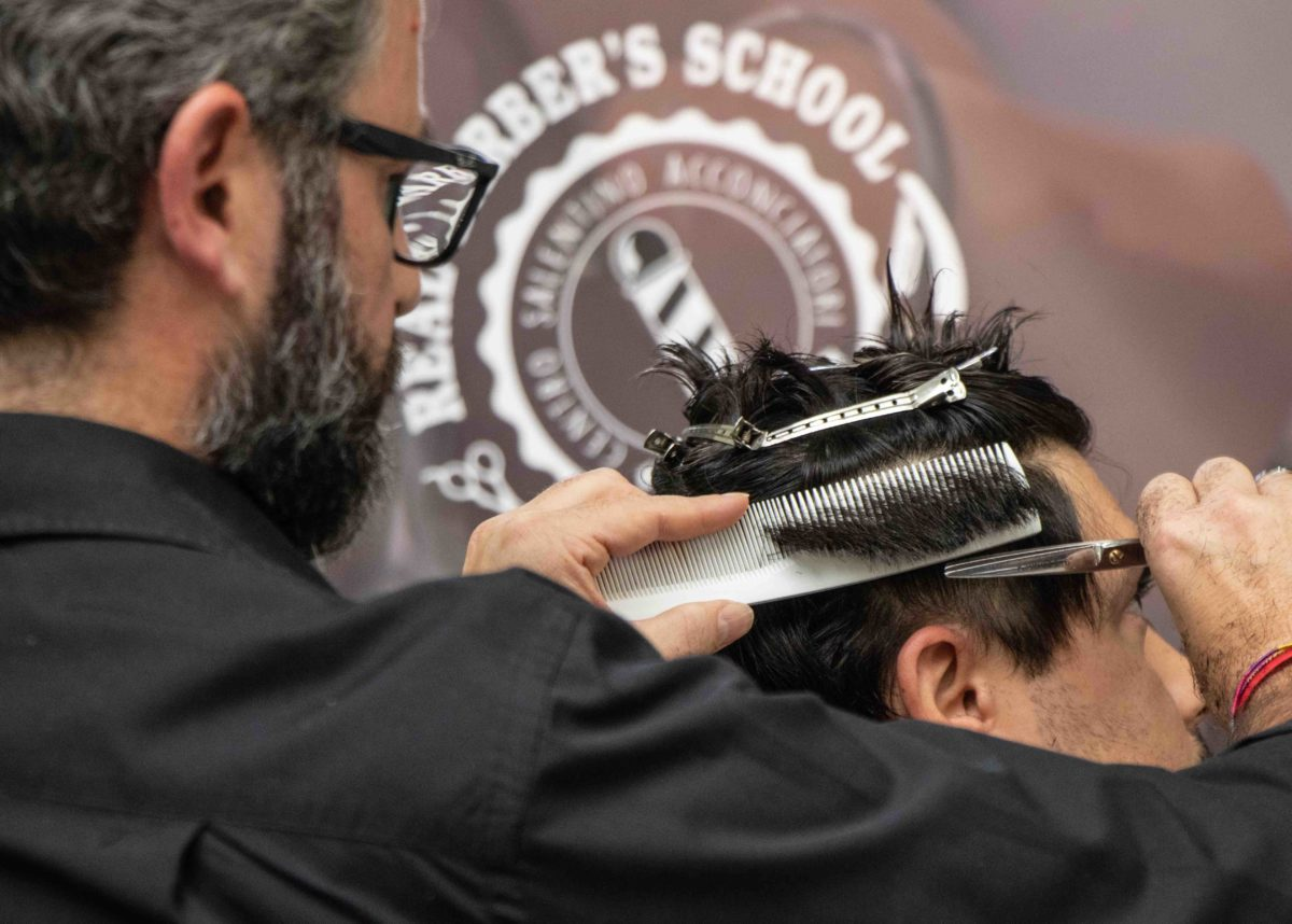 real-barber-school-comunicazione